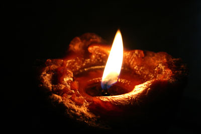 Cancer Candle: Cheep candles my increase the risk of cancer